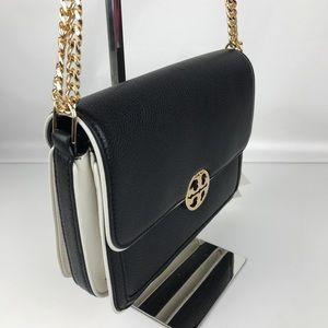 85b161c94196c Tory Burch Bags - Tory Burch Duet Chain Convertible Shoulder Bag